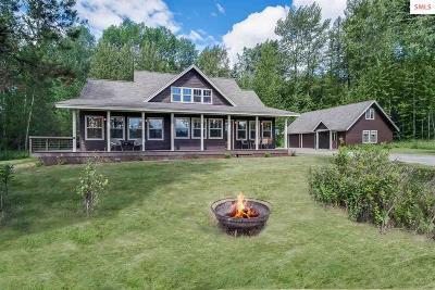 Sandpoint Single Family Home For Sale: 276 Pinecrest Rd