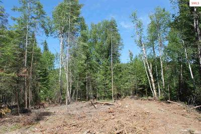 Sandpoint Residential Lots & Land For Sale: Nka Wild Turkey (5 Acres)