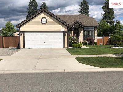 Coeur D'alene Single Family Home For Sale: 6940 N Epervier Ln