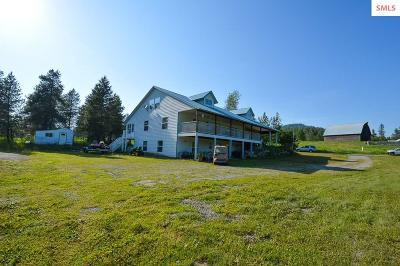 Rathdrum Single Family Home For Sale: 22163 N Ramsey Rd