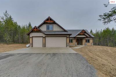 Rathdrum Single Family Home For Sale: L9b2 Massif Rd