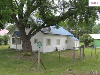 Moyie Springs Single Family Home For Sale: 146 Canyon View
