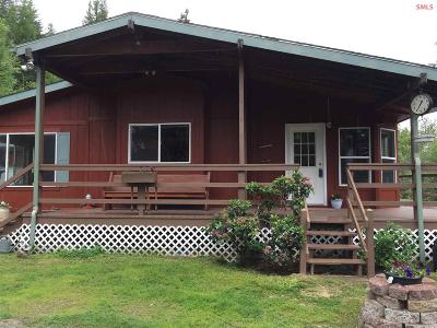 Sandpoint ID Single Family Home For Sale: $285,000