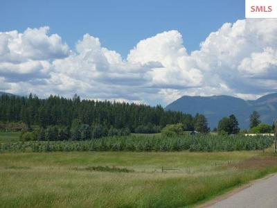 Bonners Ferry Residential Lots & Land For Sale: Nna Porthill Loop