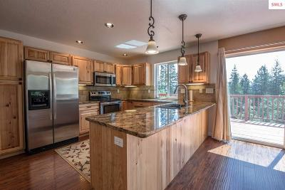 Sagle ID Single Family Home For Sale: $259,000