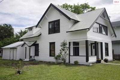 Sandpoint ID Single Family Home For Sale: $275,000