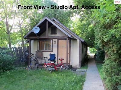Sandpoint Multi Family Home For Sale: 812 1/2 Alder St