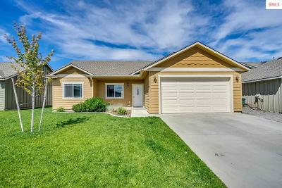 Rathdrum ID Single Family Home For Sale: $229,000