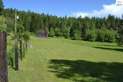 Athol ID Single Family Home For Sale: $350,000