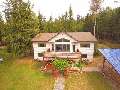 Sagle ID Single Family Home For Sale: $459,999