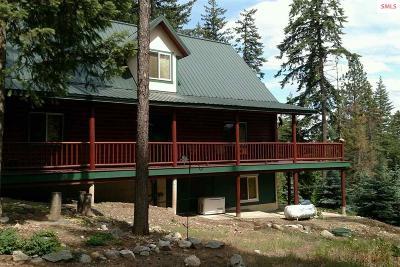 Sagle Single Family Home For Sale: 5840 Sagle Road