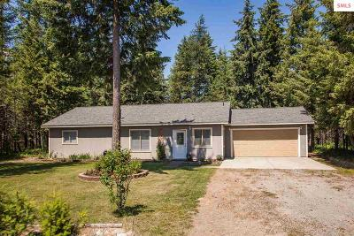 Moyie Springs Single Family Home For Sale: 323 Westwood Dr