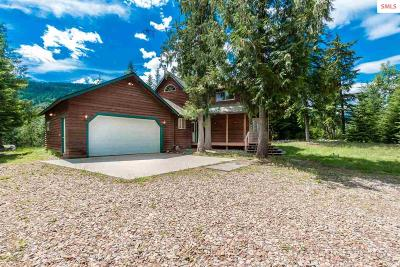 Sandpoint Single Family Home For Sale: 789 B St