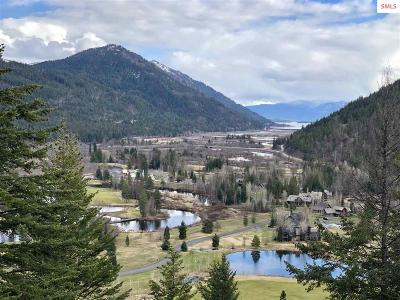 Sandpoint Residential Lots & Land For Sale: 80 Fairway View Drive