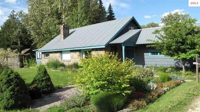 Sandpoint Single Family Home For Sale: 37 Whiskey Jack Road