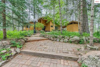 Sandpoint Single Family Home For Sale: 222 Pineridge Rd