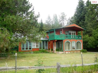 Priest River Single Family Home For Sale: 103 Miles Ln