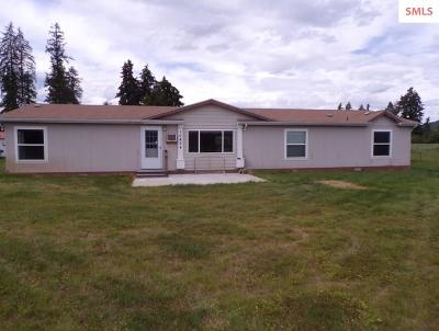 Bonners Ferry Single Family Home For Sale: 329 Oxford Rd.