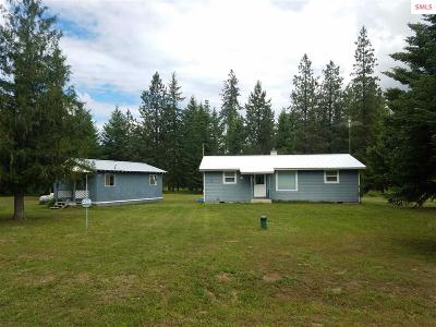 Spirit Lake Single Family Home For Sale: 229 Wild Meadows Rd