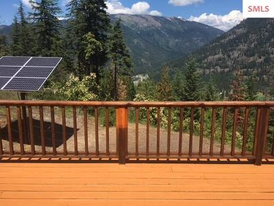 Clark Fork ID Single Family Home For Sale: $274,800