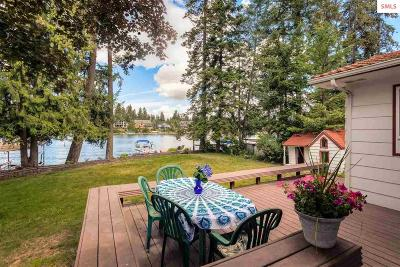 Coeur D'alene Single Family Home For Sale: 6541 W Harbor Dr