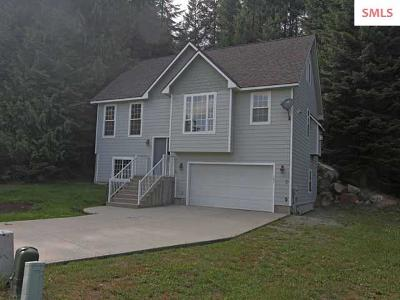 Priest River Single Family Home For Sale: 187 White Way