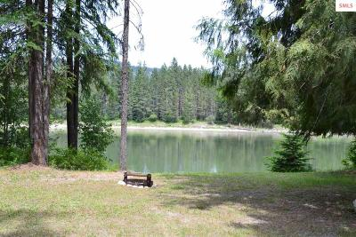 Priest River Residential Lots & Land For Sale: Nna Cottonwood Drive