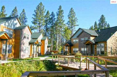 Sandpoint ID Condo/Townhouse For Sale: $279,000