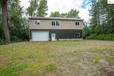 Cusick Single Family Home For Sale: 781 Riverbend Loop Dr