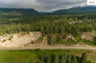 Priest River Residential Lots & Land For Sale: Eastside Cutoff Rd