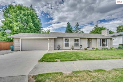 Coeur D'alene Single Family Home For Sale: 4308 W Spiers Ave