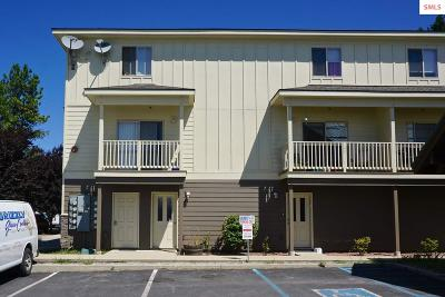 Sandpoint ID Condo/Townhouse For Sale: $149,000