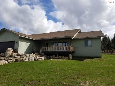 Moyie Springs ID Single Family Home For Sale: $319,000