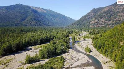 Clark Fork Residential Lots & Land For Sale: Nna Lightning Creek