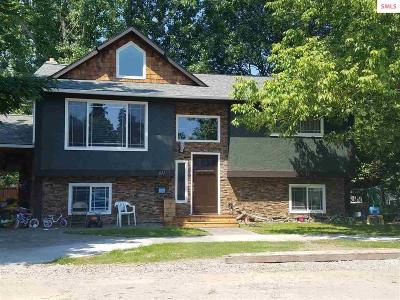 Sandpoint Single Family Home For Sale: 611 Ruth Avenue
