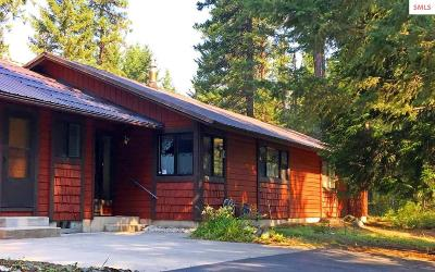 Sandpoint ID Single Family Home For Sale: $370,000