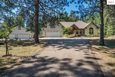 Sandpoint Single Family Home For Sale: 46 Indian Meadows Rd