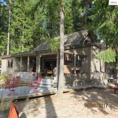 Bonner County Condo/Townhouse For Sale: 740 Cape Horn