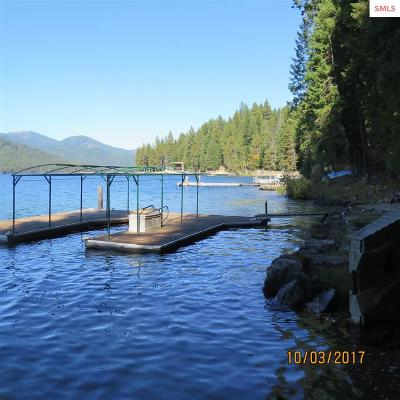 Bonner County Condo/Townhouse For Sale: 412 Upper Bear Creek Bay