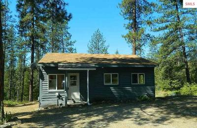 Bonner County, Kootenai County, Pend Oreille County Single Family Home For Sale: 156 Kelso Lake Rd