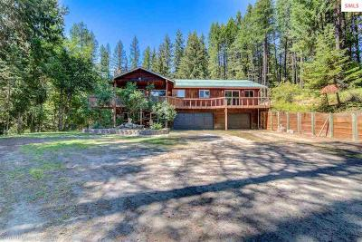 Cocolalla Single Family Home For Sale: 205 Geenen Road