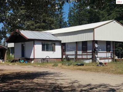 Priest River Single Family Home For Sale: 95 Fir St.