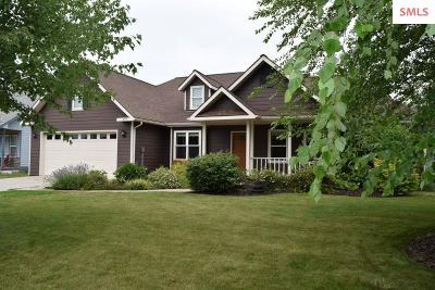 Sandpoint Single Family Home For Sale: 615 Whiskey Jack Circle