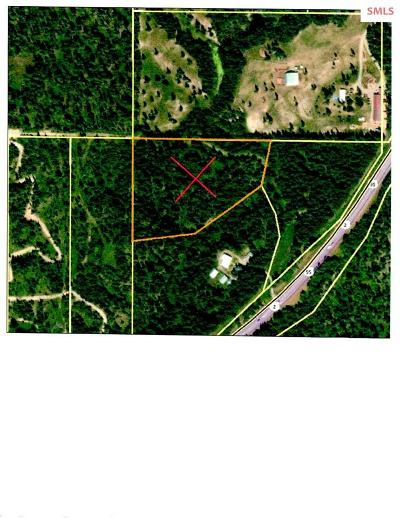 Bonners Ferry Residential Lots & Land For Sale: Nna 7 Acres Highway 95