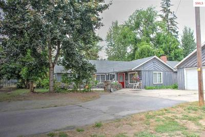 Priest River Single Family Home For Sale: 5457 Highway 2