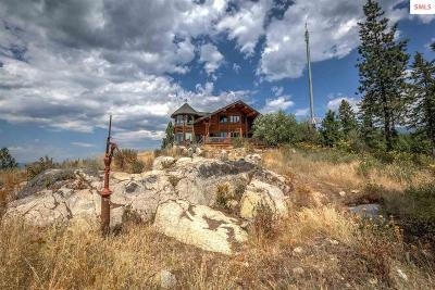 Bonners Ferry ID Single Family Home For Sale: $749,900
