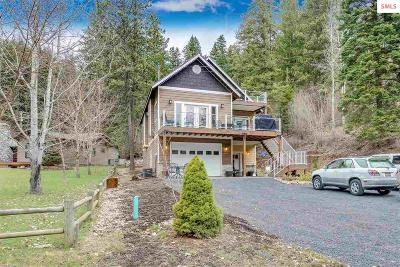 Coeur D'alene Single Family Home For Sale: 4171 S Westway Dr