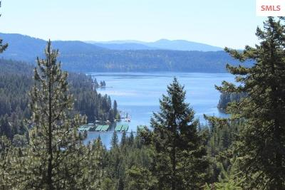 Bonner County, Kootenai County Residential Lots & Land For Sale: Nka Vogel Road