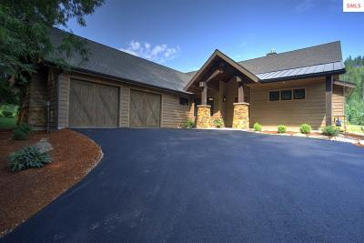 Bonner County Single Family Home For Sale: 455 North Idaho Club Drive