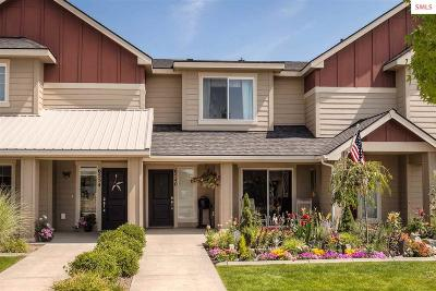 Coeur D'alene Condo/Townhouse For Sale: 6540 N Descartes